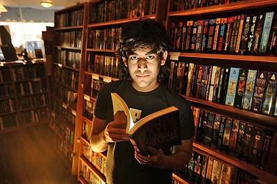 Aaron Swartz - złote dziecko internetu