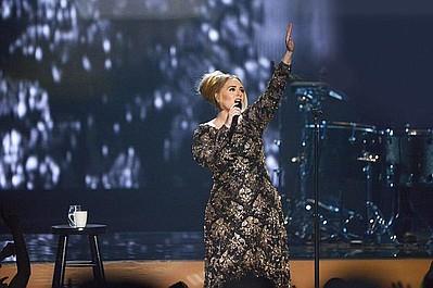 Rozśpiewane święto: Adele - Live in New York