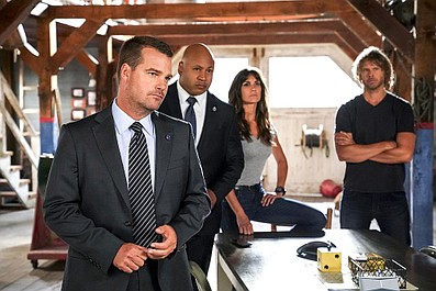 Agenci NCIS: Los Angeles 10 (24-ost.)