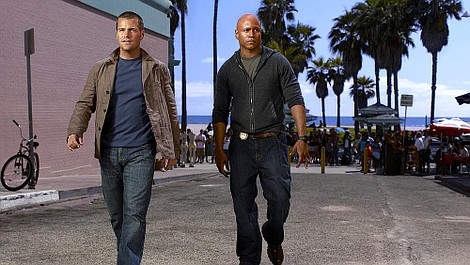 Agenci NCIS: Los Angeles 9: Gwiazdka (11)