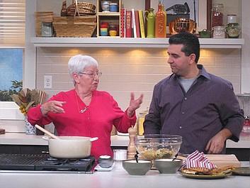 Buddy Valastro gotuje: Fasolowe przysmaki