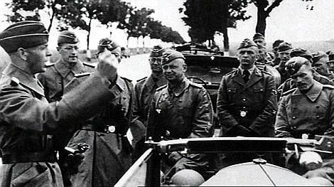 Einsatzgruppen. Oddziały śmierci: Stosy 1942-1943 (3/4)