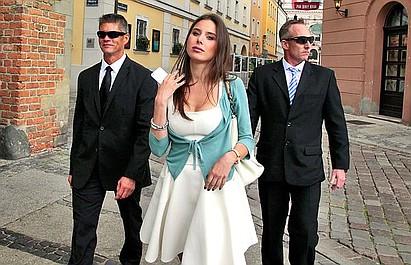 Elita bodyguardów: Stelios (4)