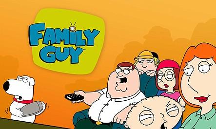 Family Guy: Głowa rodziny 13: Rzymskie wakacje (5)