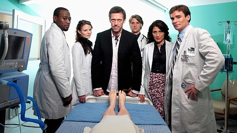 Dr House 7: Antybohater (9)