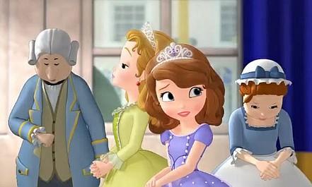Jej Wysokość Zosia: Była sobie księżniczka