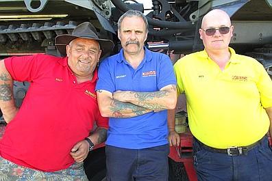 Kierowcy wielkich ciężarówek (3)