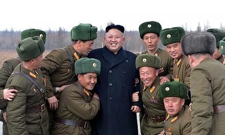 Kim Dzong Un - ostatni czerwony książę