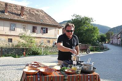 Makłowicz w podróży: Podróż 32. Rumunia - Sybin