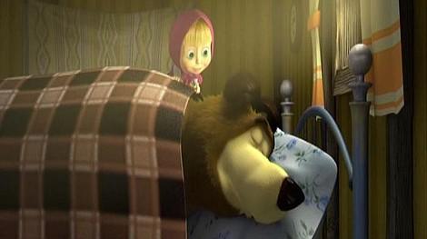 Masza i Niedźwiedź: Eliksir wzrostu (30)