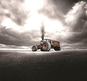 Maszyny nie z tej ziemi: Loco Hauk (6)