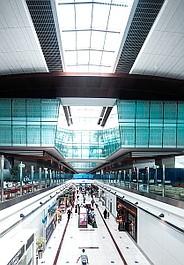 Megalotnisko w Dubaju: Zaginiony pasażer