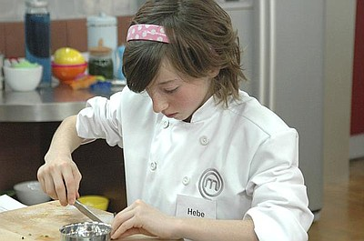 Mistrz kuchni: Juniorzy (11)