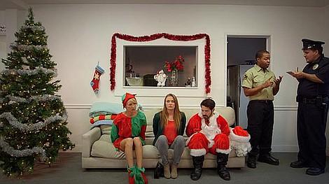 Mój koszmarny związek 2: Święta, prezenty i przesada (12)
