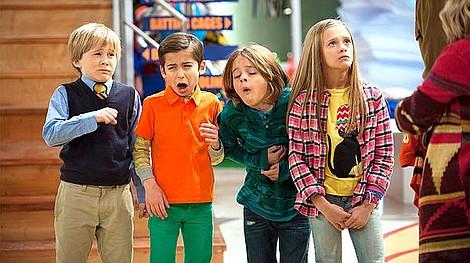 Nicky, Ricky, Dicky i Dawn: Smutny ogonek (8)