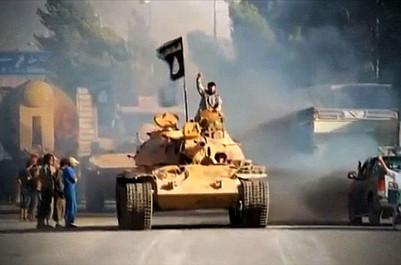 Państwo Islamskie - zbrodnie i terror