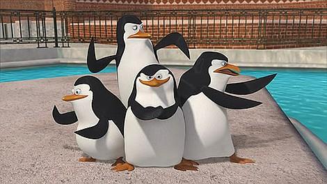 Pingwiny z Madagaskaru: Operacja igła/Zaćmiony (110)