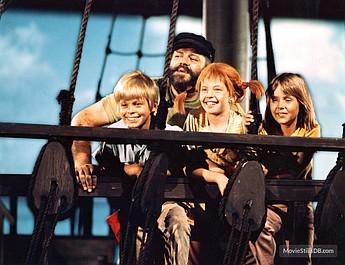 Pippi wśród piratów