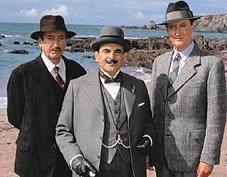 Poirot: Kradzież biżuterii