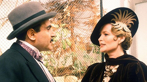 Poirot: Niewiarygodna kradzież
