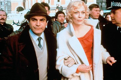 Poirot: Śmierć lorda Edgware'a