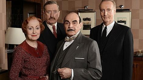 Poirot: Wielka czwórka