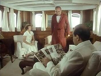 Poirot: Zagadka na morzu