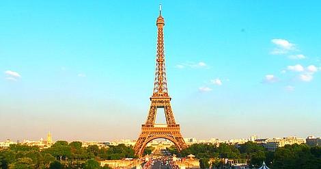 Poznaj uroki Paryża