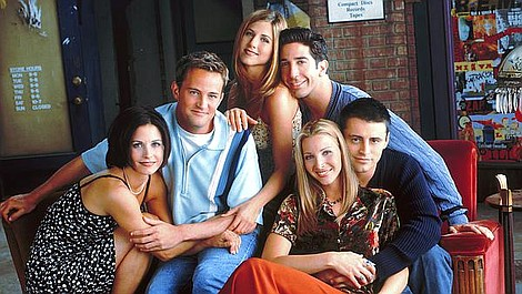 Przyjaciele 7: The One with Chandler's Dad (22)