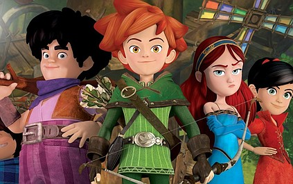 Robin Hood - Draka w Sherwood