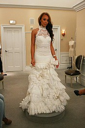 Salon sukien ślubnych: Panny młode przy nadziei