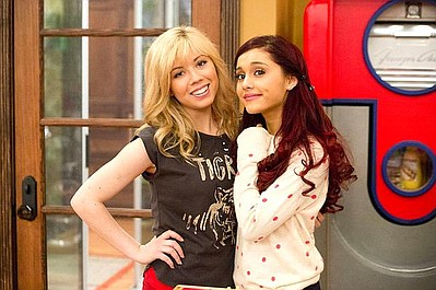 Sam & Cat: Bobasy na ściance (7)