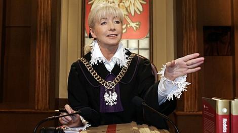 Sędzia Anna Maria Wesołowska: Cena za grzechy (424)