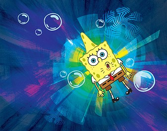 SpongeBob Kanciastoporty 6: Nie dla Patryka czapka/Zabawkowy strach (20)