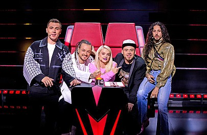 The Voice of Poland. Live (15)