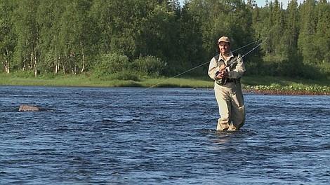 Wędkarstwo nasze hobby: Szukając troci, cz. 2 (24)