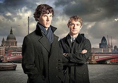 Weekendowe kino przygodowe: Sherlock: Studium w różu (1/3)