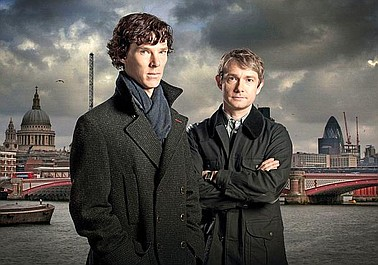 Sherlock: Studium w różu (1/3)