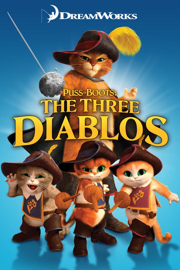 Kot W Butach Trzy Diabły Film Animowany