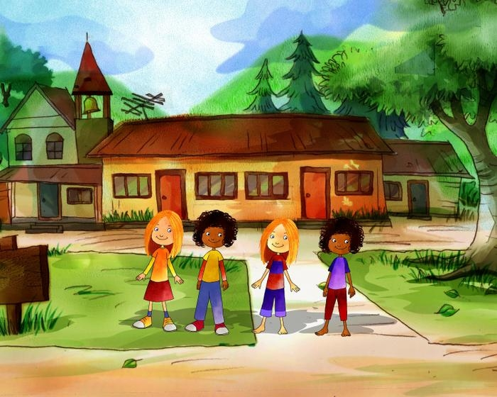 regularne serial animowany