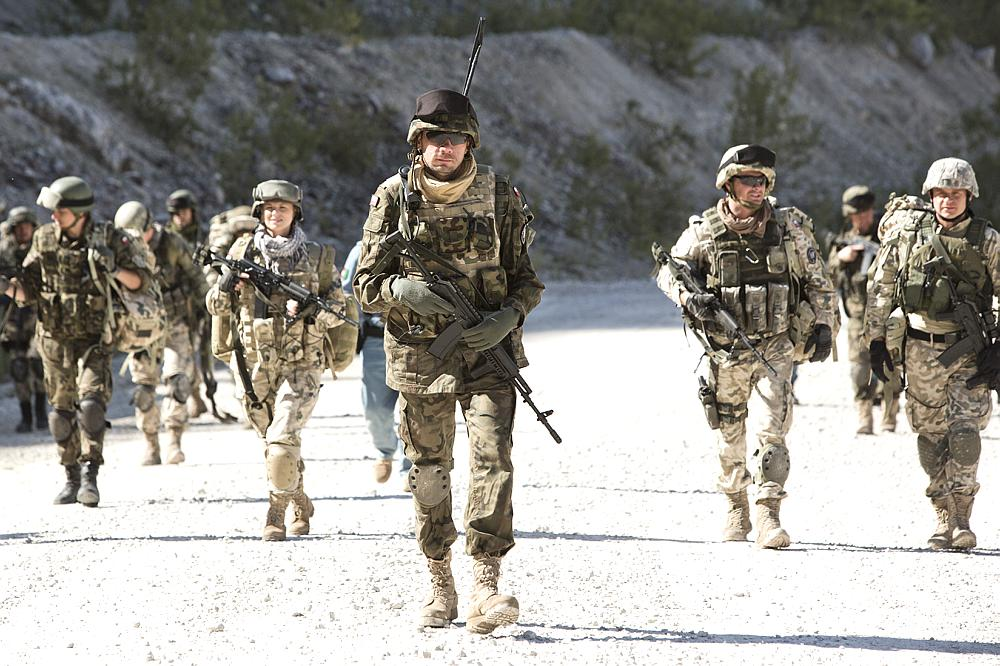 Misja Afganistan (11) - serial wojenny