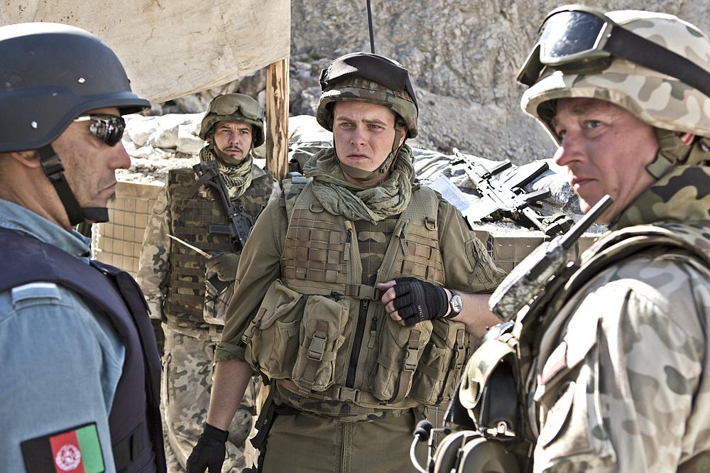 Misja Afganistan (2) - serial wojenny