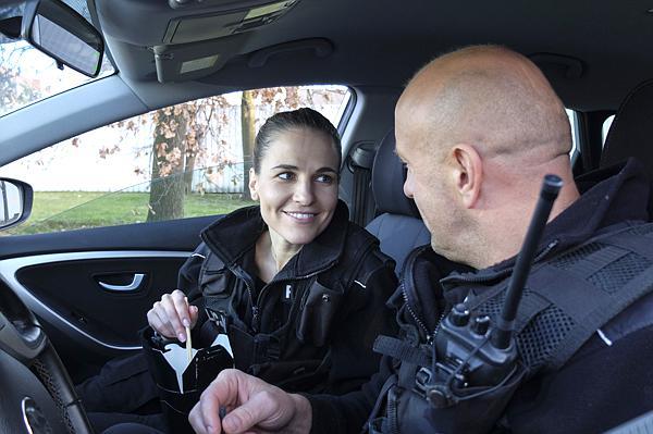 Policjantki I Policjanci 453 Serial Obyczajowy
