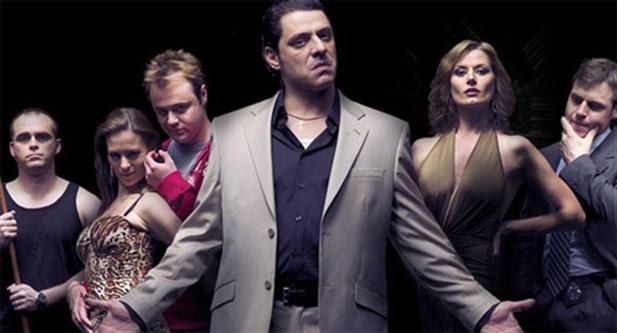 Porachunki (9/26) - serial sensacyjny