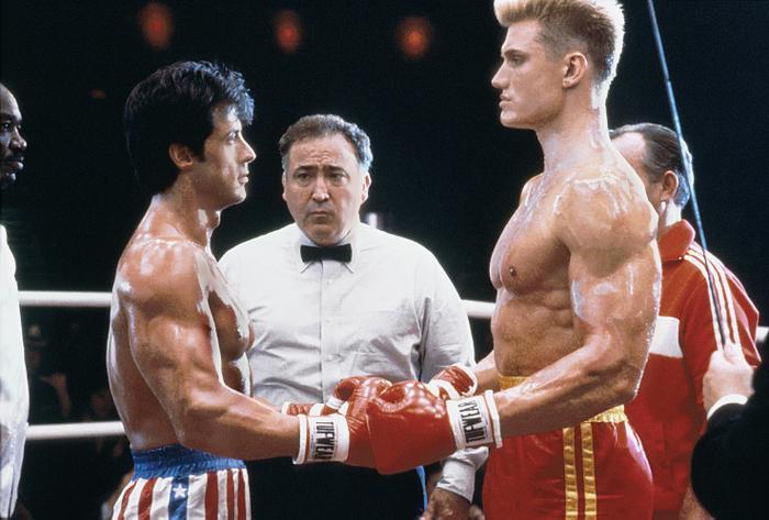 Rocky 4 - dramat obycz...