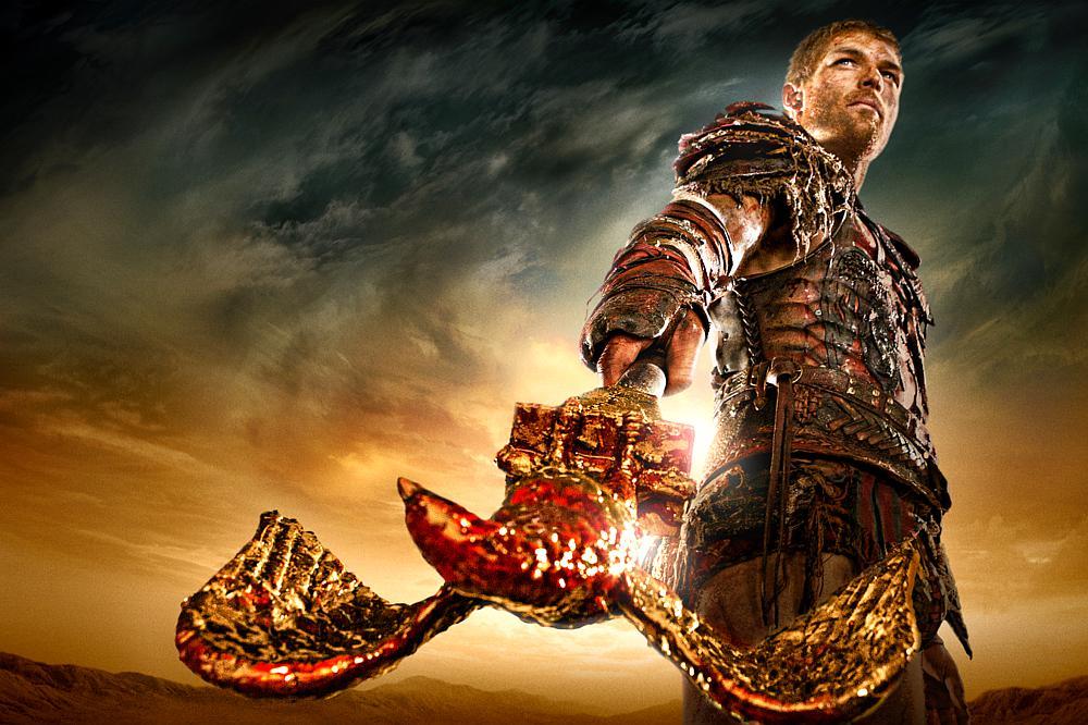 Spartakus: Wojna potępionych: Nieprzyjaciele Rzymu (1