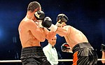 Boks: Walka o mistrzowskie pasy WBA Super World, IBF World, IBO World w Londynie