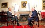 Obama i Attenborough ratują świat