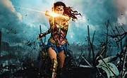 Superseans: Wonder Woman