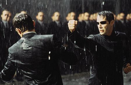 Znalezione obrazy dla zapytania matrix rewolucje